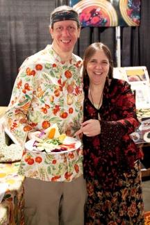 Chef Al Chase & Donna Benjamin